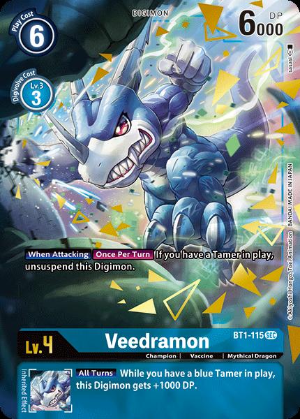 Veedramon (Alternate Art)