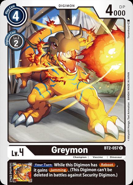 Greymon
