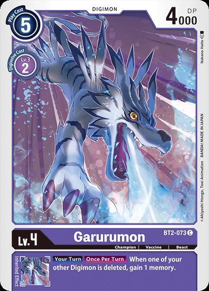 Garurumon