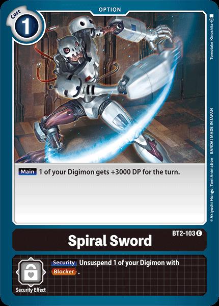 Spiral Sword