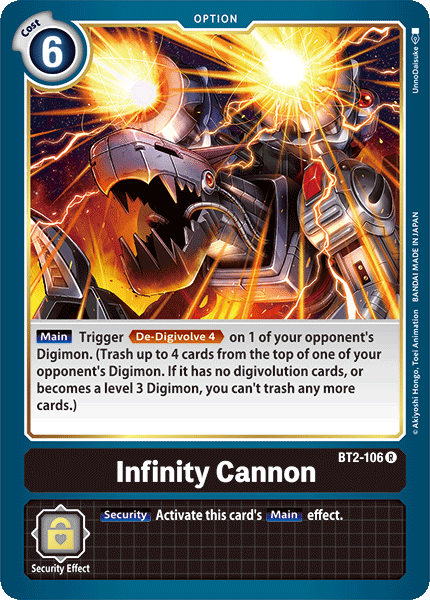 Infinity Cannon