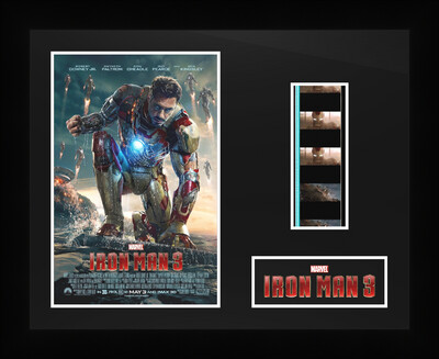 Iron Man 3 - Framed Film Cells