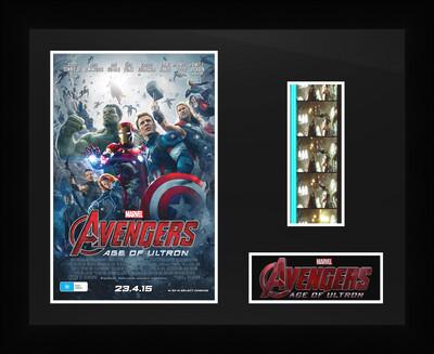 Avengers : Age of Ultron - Framed Film Cells
