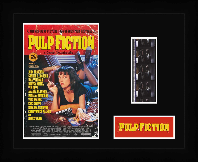 Pulp Fiction - Framed Film Cells