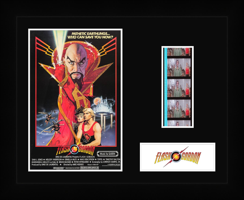 Flash Gordon - Framed Film Cells
