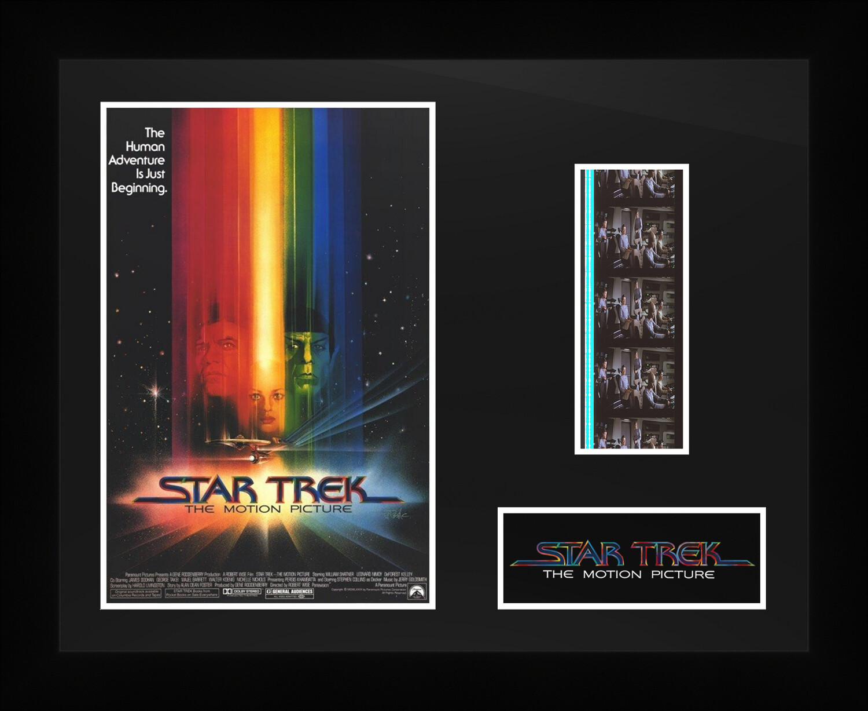 Star Trek : The Motion Picture - Framed Film Cells