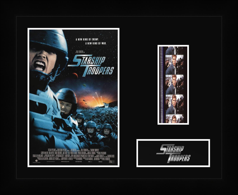 Starship Troopers - Framed Film Cells