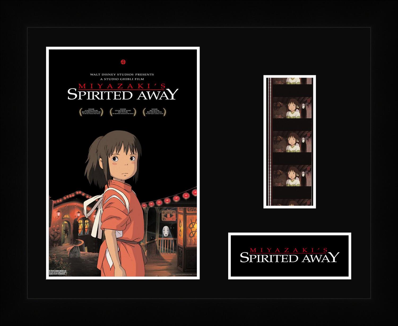 Spirited Away - Framed Film Cells