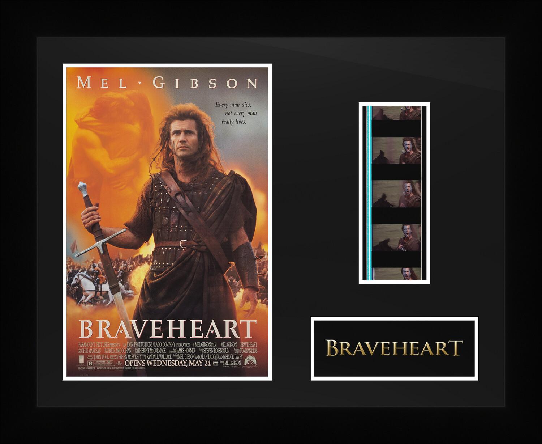Braveheart - Framed Film Cells