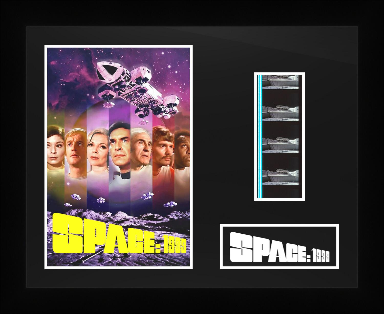 Space 1999 - Framed Film Cells