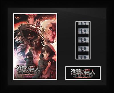 Attack on Titan : Chronicle - Framed Film Cells