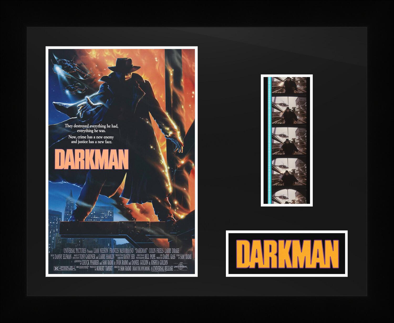 Darkman - Framed Film Cells