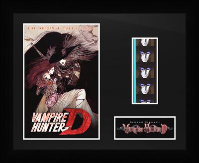 Vampire Hunter D - Framed Film Cells