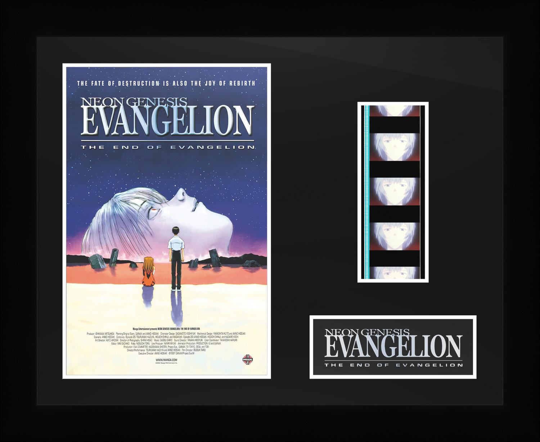 The End of Evangelion - Framed Film Cells