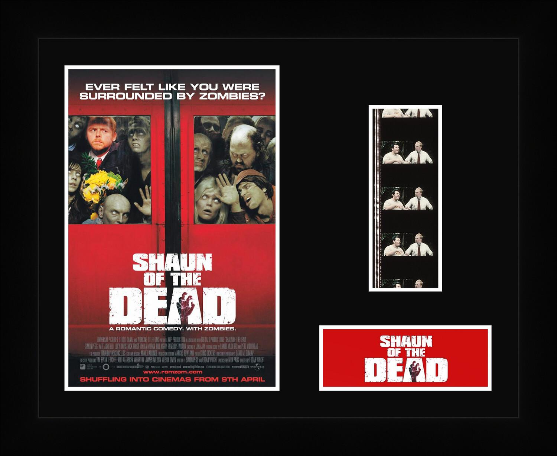 Shaun of the Dead - Framed Film Cells
