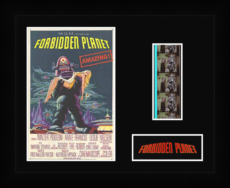 Forbidden Planet - Framed Film Cells