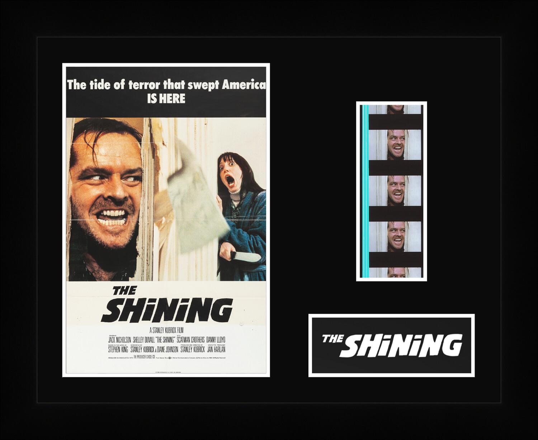 The Shining - Framed Film Cells