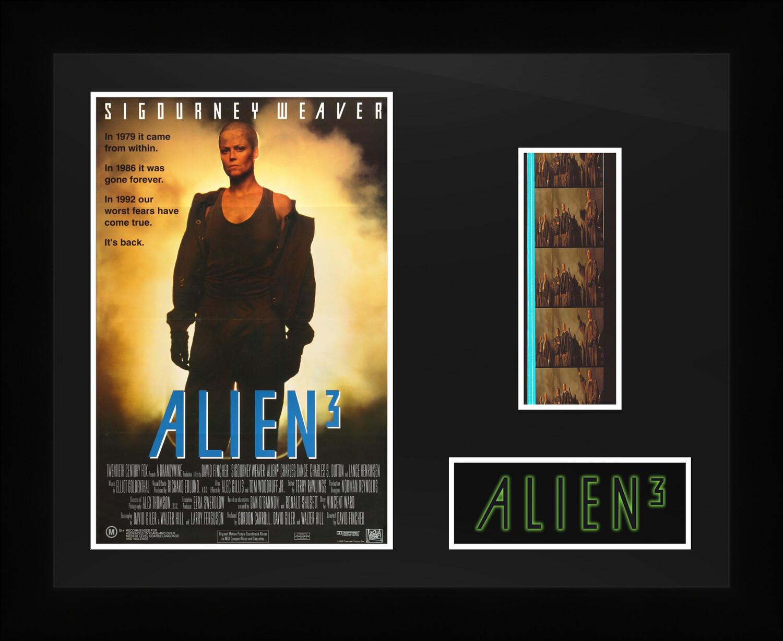 Alien 3 - Framed Film Cells