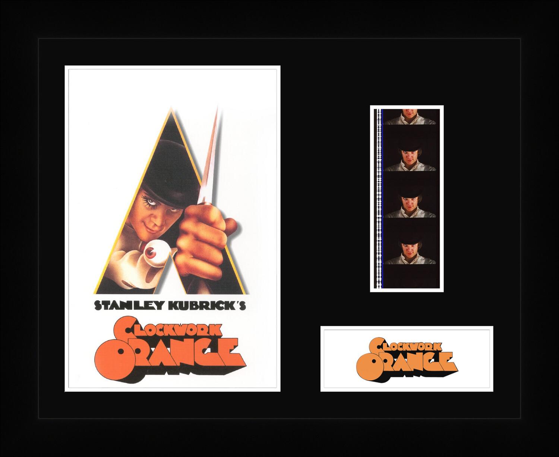 A Clockwork Orange - Framed Film Cells