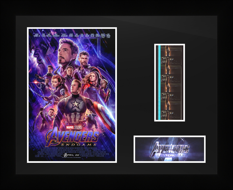 Avengers : Endgame - Framed Film Cells