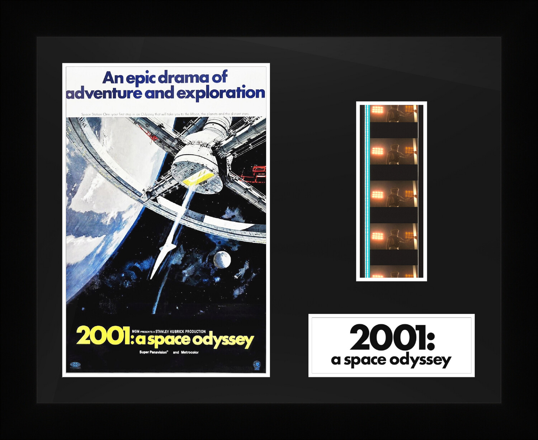 2001 : A Space Odyssey - Framed Film Cells