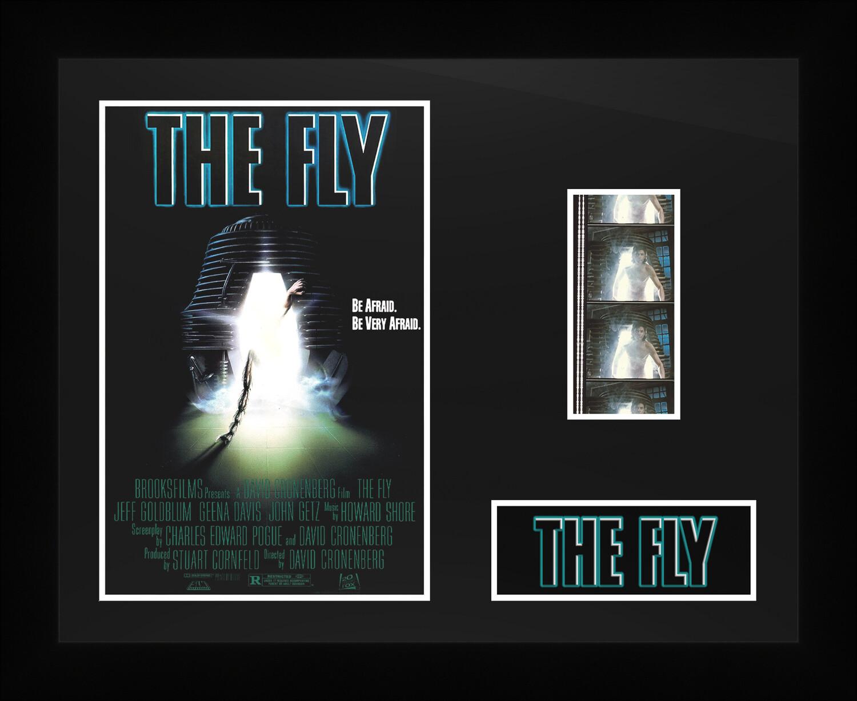 The Fly - Framed Film Cells