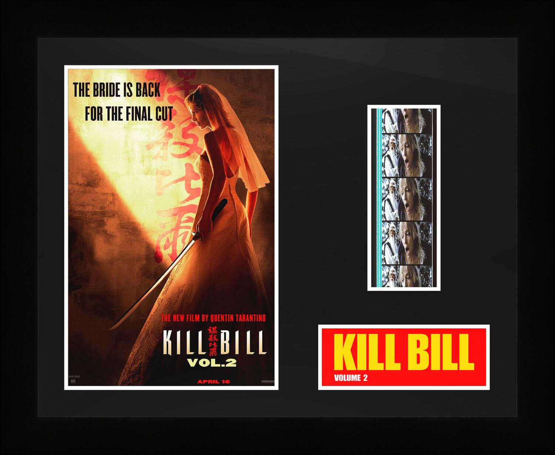 Kill Bill Part 2 - Framed Film Cells