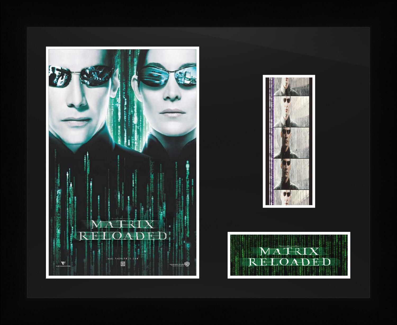 The Matrix : Revolutions - Framed Film Cells