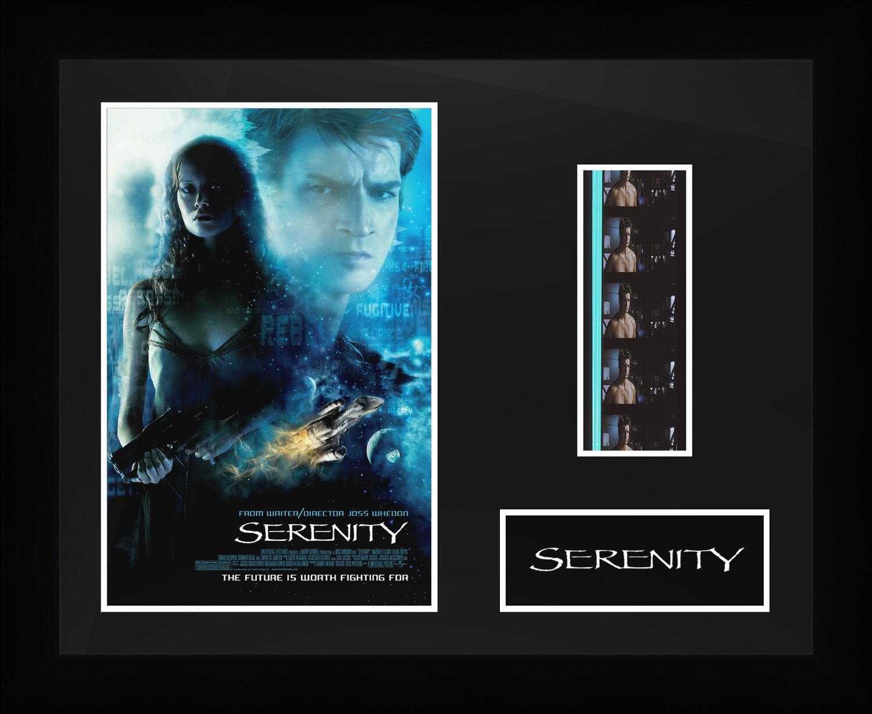 Serenity - Framed Film Cells