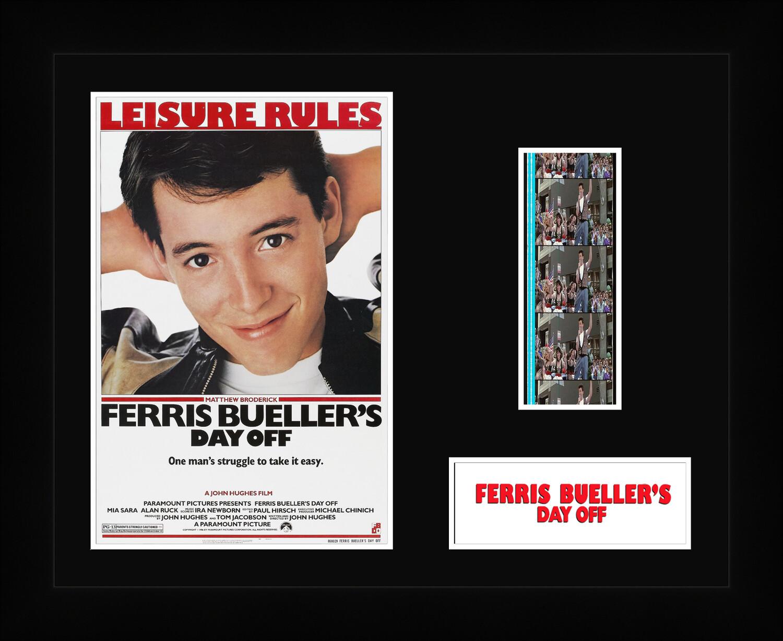 Ferris Bueller's Day Off - Framed Film Cells