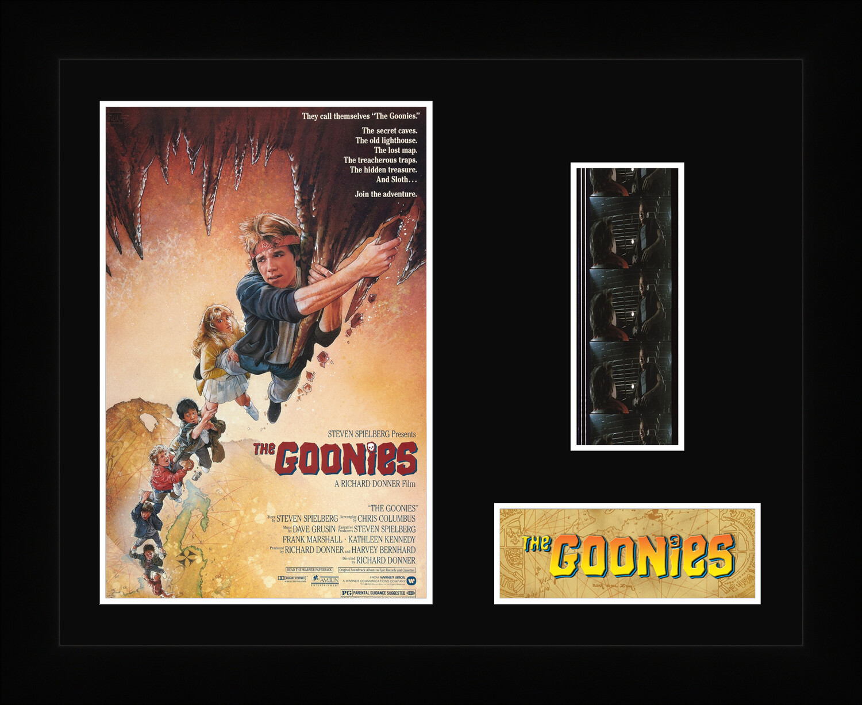 The Goonies - Framed Film Cells