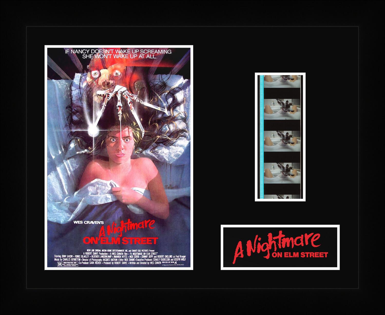 A Nightmare on Elm Street - Framed Film Cells