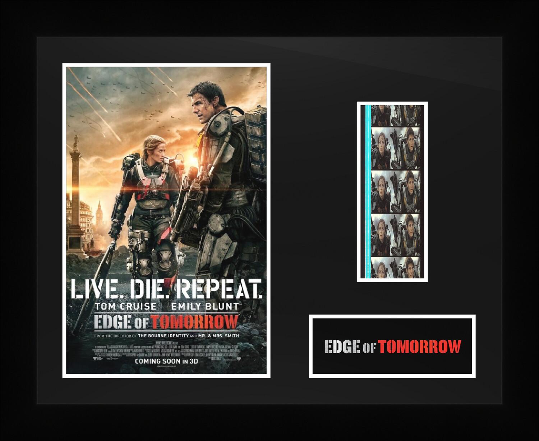 Edge of Tomorrow - Framed Film Cells
