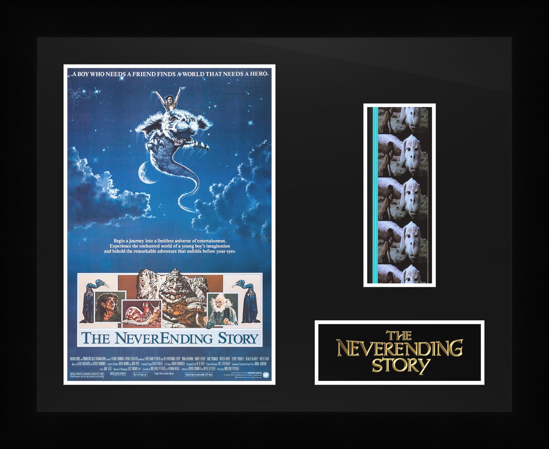 The Neverending Story - Framed Film Cells