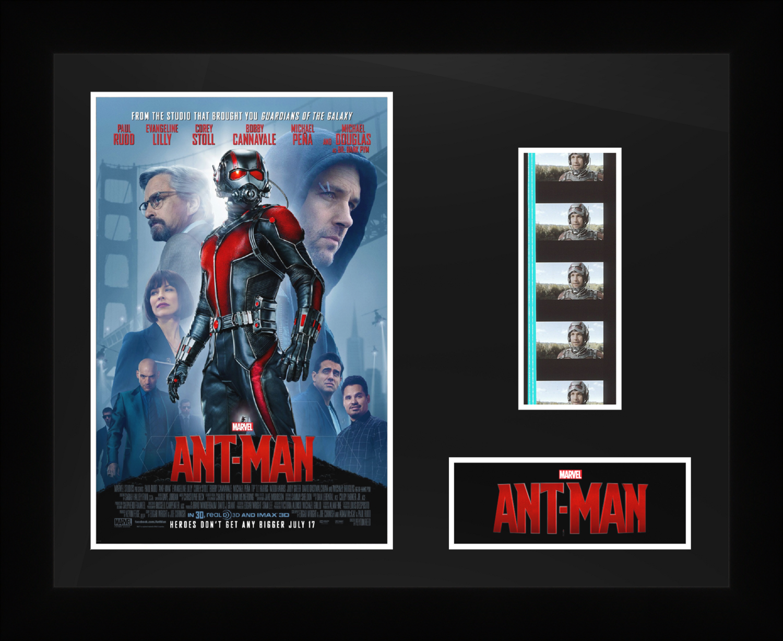 Ant-Man - Framed Film Cells