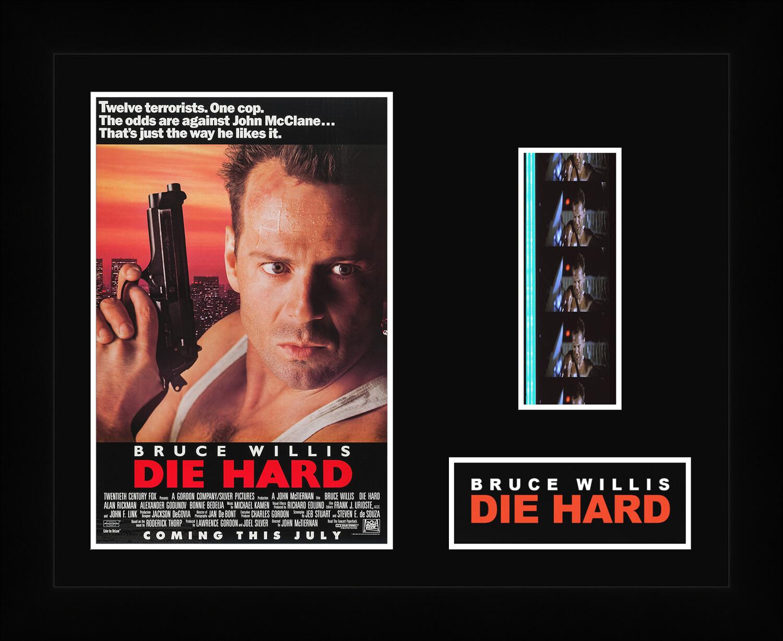 Die Hard - Framed Film Cells