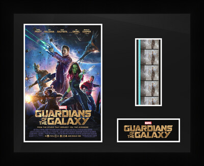 Guardians of the Galaxy - Framed Film Cells