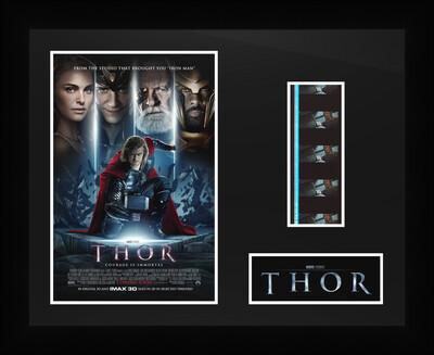 Thor - Framed Film Cells