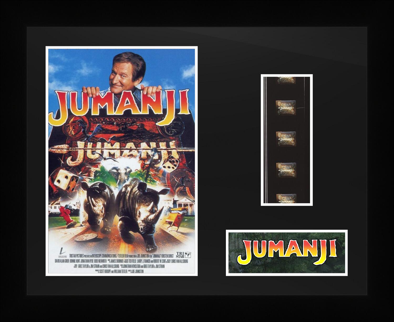 Jumanji - Framed Film Cells