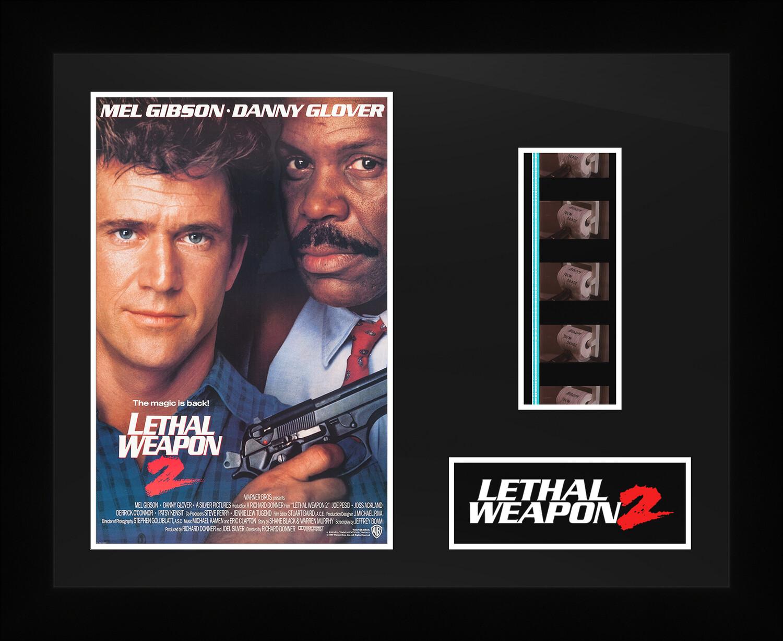 Lethal Weapon 2 - Framed Film Cells