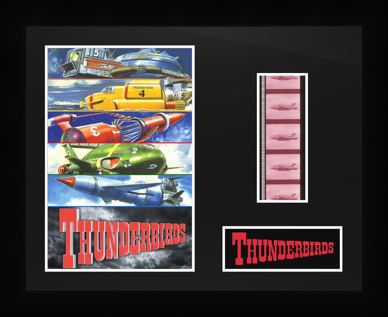 Thunderbirds - Framed Film Cells