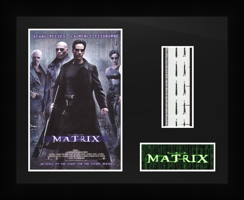 The Martrix - Framed Film Cells