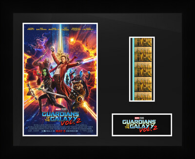 Guardians of the Galaxy Volume 2 - Framed Film Cells