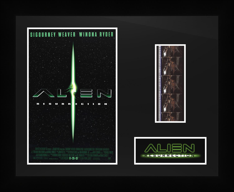 Alien Resurrection - Framed Film Cells
