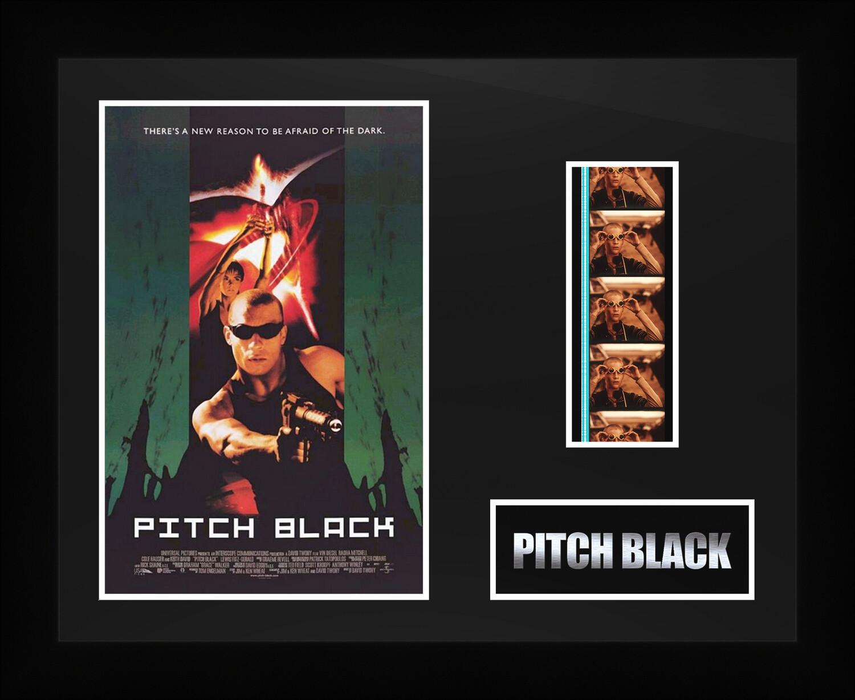 Pitch Black - Framed Film Cells