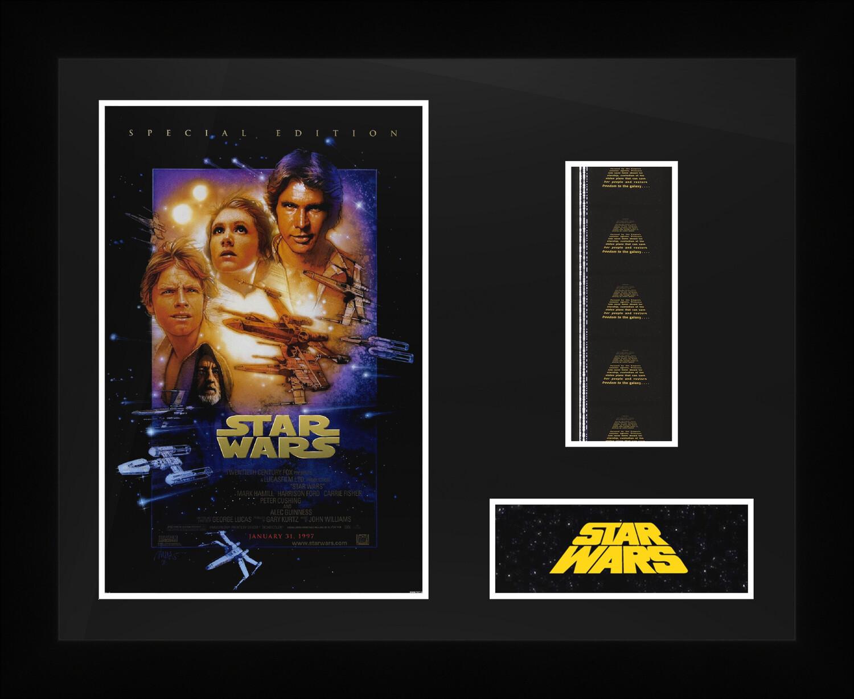 Star Wars : A New Hope - Framed Film Cells