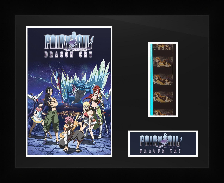 Fairytail : Dragon Cry - Framed Film Cells