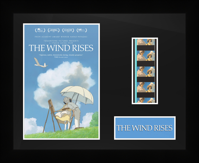 The Wind Rises - Framed Film Cells
