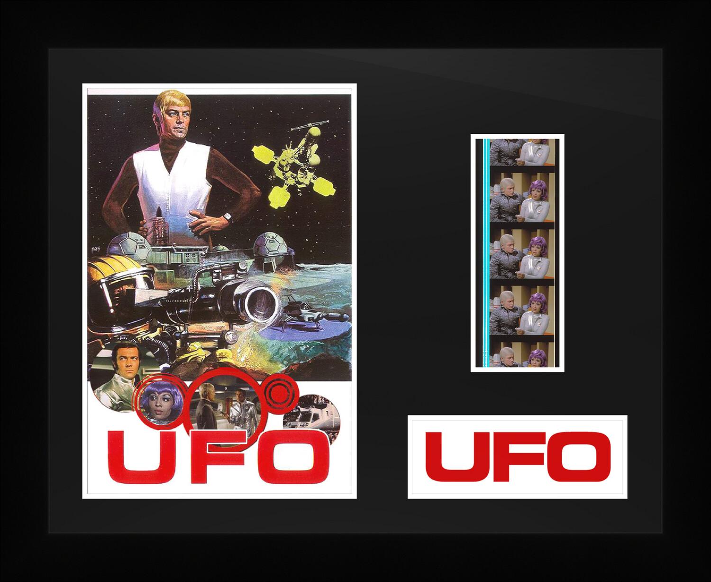 UFO - Framed Film Cells