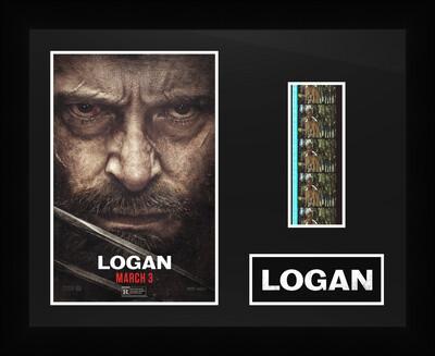 Logan - Framed Film Cells